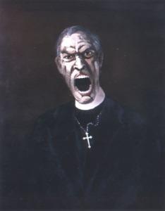 mean preacher