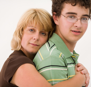 mom-and-son