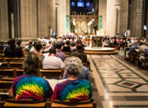 Gays in the Church? Not Until They Clean Up Their Act
